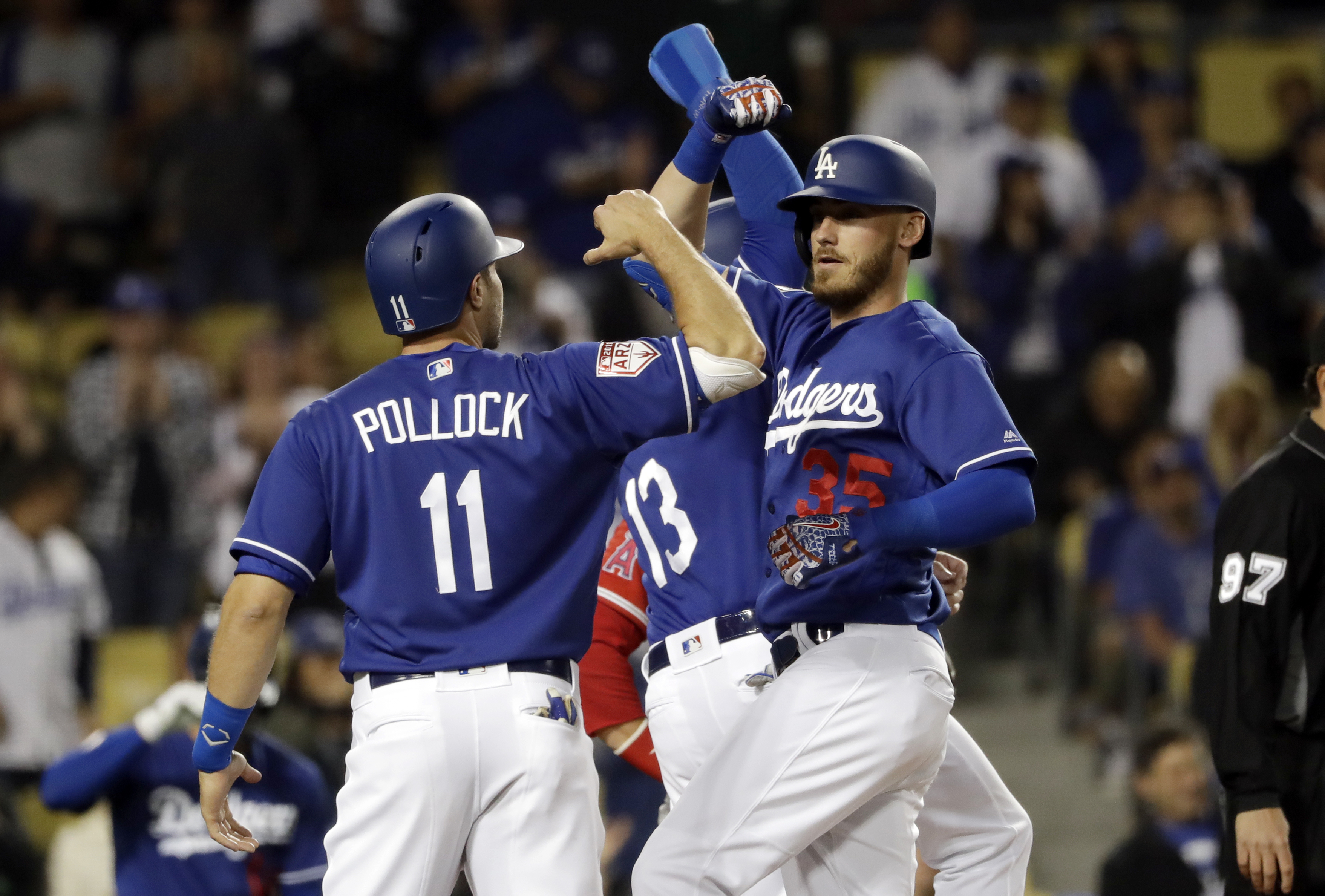 2019 MLB Preview: Dodgers, Angels analysis and predictions ...  Dodgers Baseball